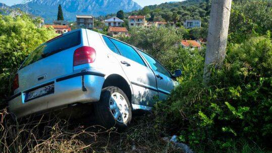 Expertises après accident de la route
